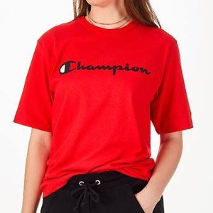 Red Champion T-Shirt